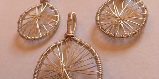 Wire Jewellery Workshop - Star Jewellery Set