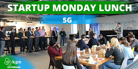 KPN Startup Monday Lunch 5G tickets