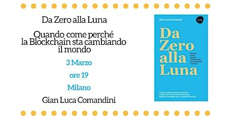 Gian Luca Comandini a Milano biglietti