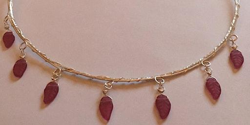 Wire Jewellery Workshop - Wire Necklace