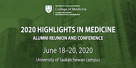 2020 Highlights in Medicine Conference & Reunion tickets