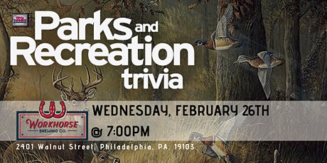 Parks & Rec Trivia at Workhorse Philly tickets