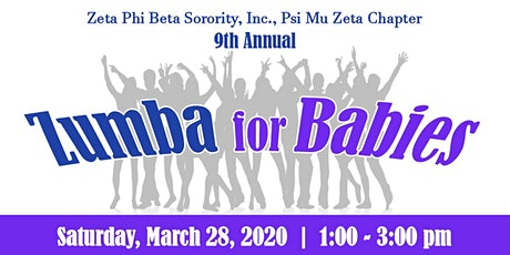 9th Annual Zumba for Babies tickets