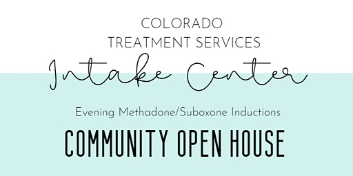 CTS Intake Center Open House