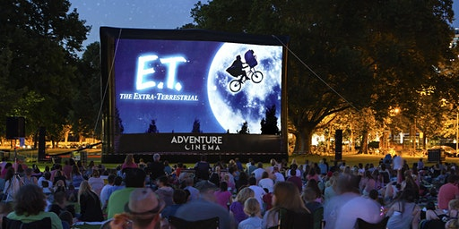 E.T. the Extra-Terrestrial Outdoor Cinema Experience in Bristol