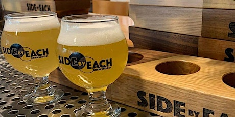 March Guided Tasting at Side By Each (Maine Maple Weekend) tickets