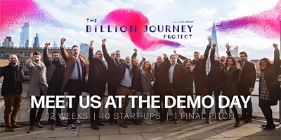Take a ride with us to the ultimate destination: DEMO DAY!