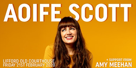 Aoife Scott - Live at Lifford Old Courthouse tickets