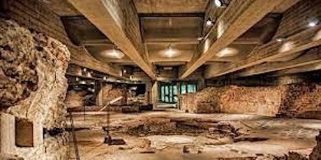 Visita guidata alla Milano sotterranea biglietti