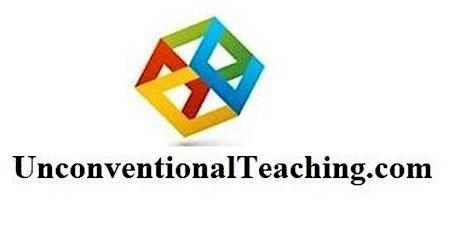 Teacher Workshop - Phoenix (Mesa / Gilbert) - Unconventional Teaching tickets