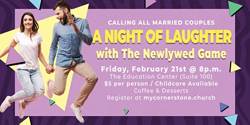 A Night of Laughter with The Newlywed Game