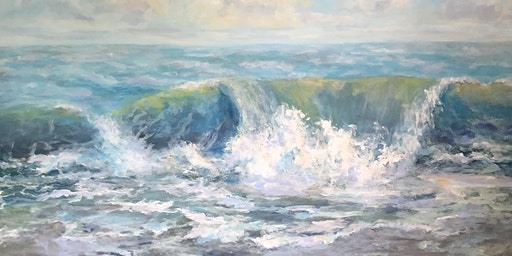 Creative Arts Workshop: Creating Realistic Waves in Acrylic Paint with Katherine Hester