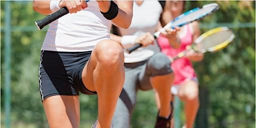 Cardio Tennis for Teens!