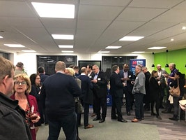 Metro Bank Networking Event in Crawley