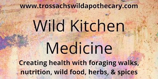 """Wild Kitchen Medicine: Spring """"Detox"""""""