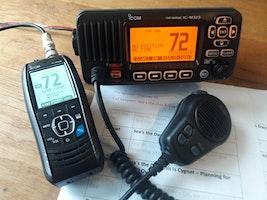 VHF Radio - (SRC)
