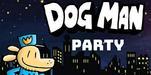 Dog Man Party
