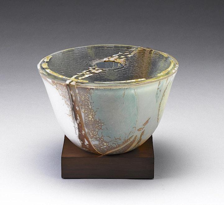 The Perfect Vessel - a talk by international glassmaker Karl Harron image