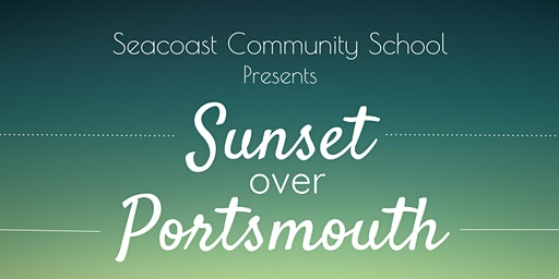 Sunset over Portsmouth 2020