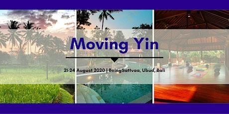 Moving Yin: Retreat to Bali tickets