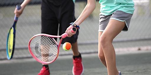Junior Beginner's Tennis