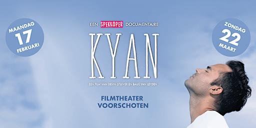 KYAN documentaire vertoning  Filmtheater Voorschoten