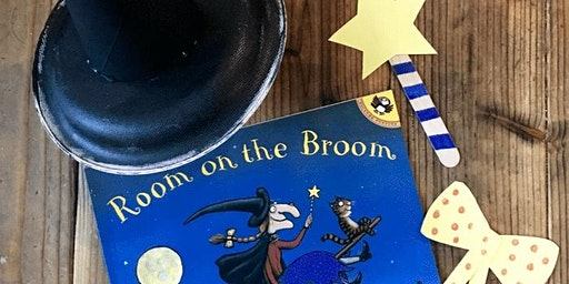Room On The Broom Adventure Party 2