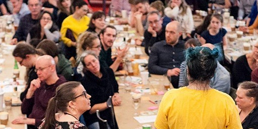 Sheffield Soup No.18 - LIVE at The Crucible - The live crowdfunding event