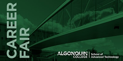 School of Advanced Technology - Part-Time Faculty Career Fair 2020
