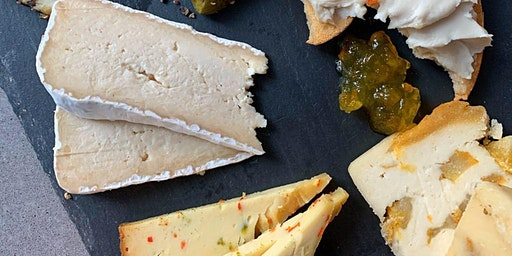 Vegan Cheese Degustation