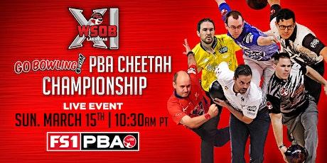 Go Bowling! PBA Cheetah Championship tickets