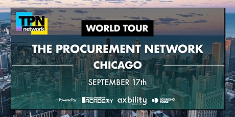 TPN Procurement Network in Chicago - World Tour 2020 tickets