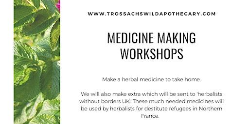 Medicine Making - child/adult chest rub