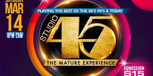 Studio 45 The Mature Experience