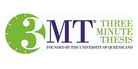 Three Minute Thesis Competition tickets
