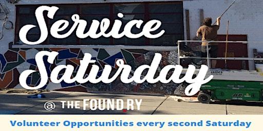 Service Saturday @The Foundry