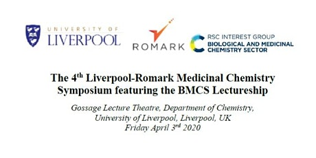 4th Romark Medicinal Chemistry Symposium Featuring the BMCS Lectureship tickets
