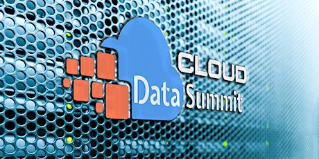 Cloud Data Summit Sneak Peek NA Hamburg Tickets