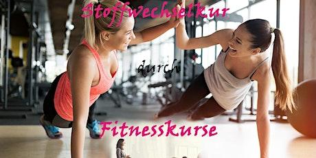 """Info Seminar - """"Stoffwechselkur mit Fitnesskursen"""" Tickets"""