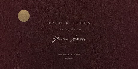Open Kitchen - 29/02 - Ghina Bazzi tickets
