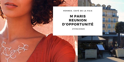 """Atelier découverte M Paris """"L'Art du bijou de peau"""" - Rennes"""