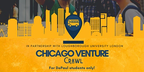 Chicago Venture Crawl tickets
