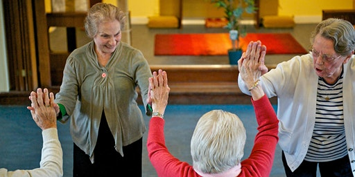 Introduction to Creating Dance Classes for Older Learners with Parkinson's Disease CPD Workshop (Stockport)