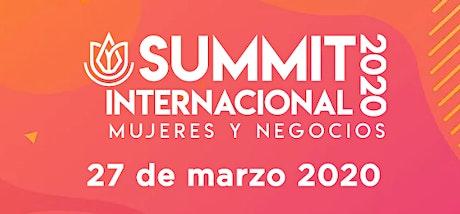 Summit Internacional Mujeres y Negocios entradas