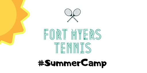 Summer Break Tennis Camp!  (Session 2)
