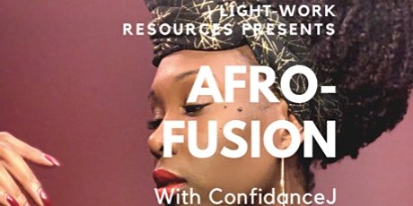 Afro-Fusion Dance Fitness with ConfidanceJ tickets