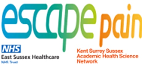 POSTPONED : Kent Surrey Sussex ESCAPE-pain learning and celebration event tickets