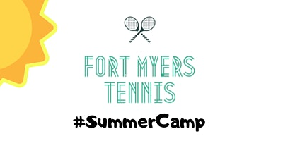 Summer Break Tennis Camp!  (Session 3)