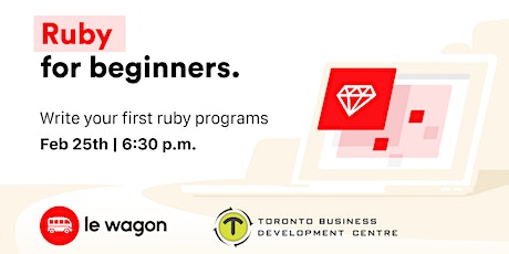 Le Wagon Workshop - Ruby for Beginners tickets