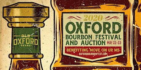 The Oxford Bourbon Festival & Auction 2020 tickets